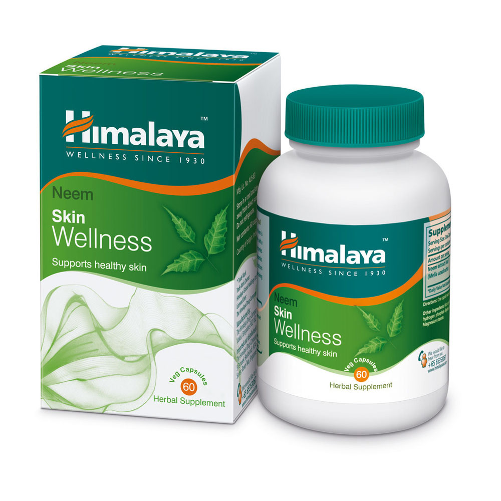 Himalaya Skin Wellness (Neem) 60 caps