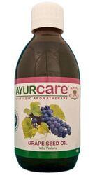 Ayurcare Grape Seed 250ml (Βάση αρωματοθεραπείας)