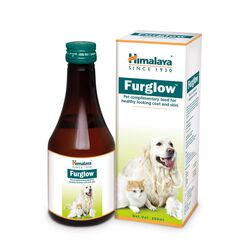 Furglow Oral Coat Conditioner For Dogs And Cats