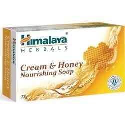Nourishing Cream & Honey Soap 75gr