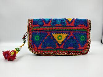 Χειροποίητο Βαμβακερό πορτοφόλι